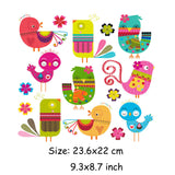 Patches Iron-on Transfers A-level Washable Heat Press Appliqued Patches For Clothes T-shirt Dresses DIY Decoration