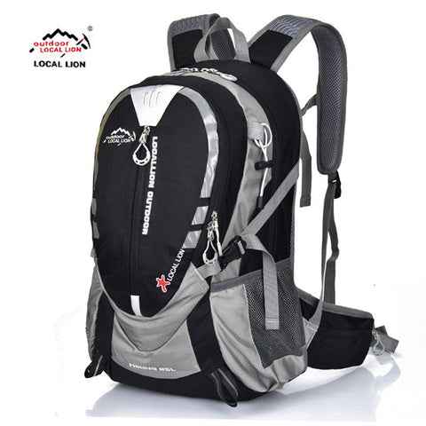 2017 Outdoor Local Lion Cycling Backpack Riding Rucksacks Bicycle Road bag Bike Knapsack Sport Camping Hiking Backpack 25L X185