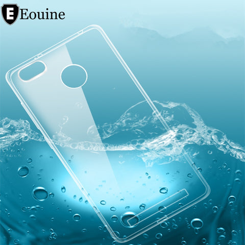 For xiaomi redmi 3s pro silicone cover xiomi redmi 3 3 s 4X 4 pro prime 4A case Note 4 4X mi5 mi6 mix max Transparent TPU case