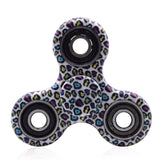 Multi Color Triangle Gyro Finger Spinner Fidget Plastic EDC Hand For Autism/ADHD Anxiety Stress Relief Focus Toys Gift 27 Styles
