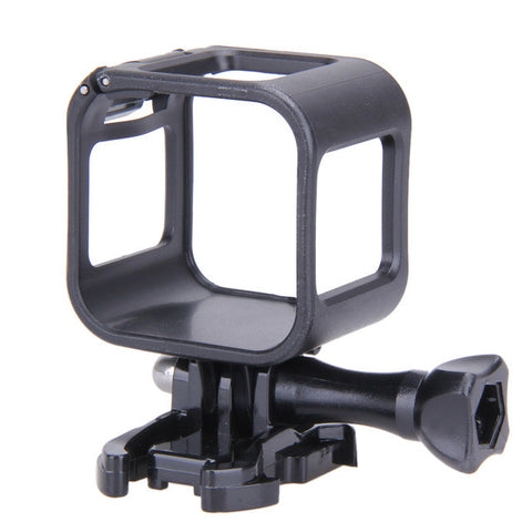 ABS Black Low Profile Housing Frame Cover Case Mount Holder for GoPro Hero 4 5 Session L3FE