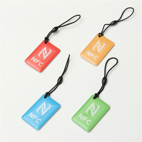 4PCS A Lot N-T-A-G 216 Universal 888 bytes NFC Tags for Business Card Access Control Hpme Usage