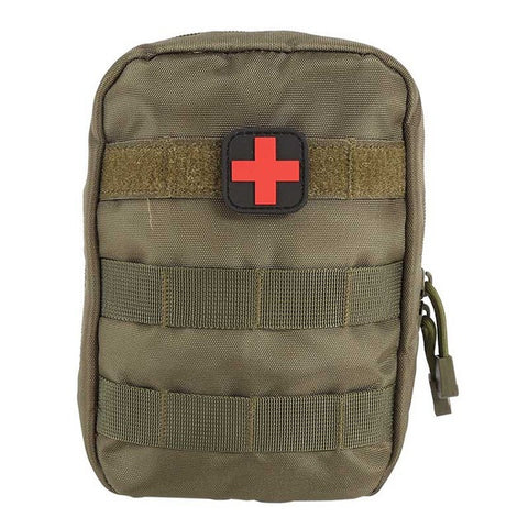 Tactical Medical First Aid Kit Bag Molle Medical EMT Cover Emergency Military Package Outdoor Travel Hunting Utility