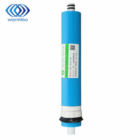 50 GPD RO Membrane Reverse Osmosis Water System Filter for Home Kitchen