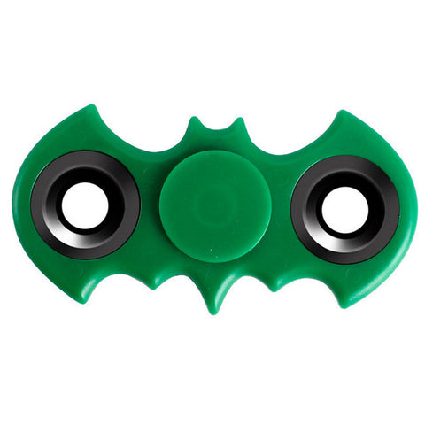 13 Colors Hand Spinner Fidget Batman Stress Cube Fidget Spinner Finger Tri-Spinner Toy Adults Focus Anti Stress Gifts #E