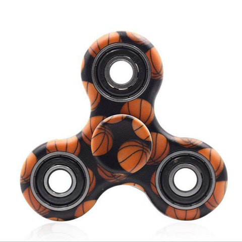 Newest Creative Spinner Fidget Desk Anti Stress Finger Spin Spinning Top EDC Sensory Toy Cube Gift for Children Kid Gift