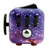 Quality Silicone Buttons Camouflage Fidget Cube Toy Anti Stress Fidget Stress Relieve New