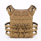 Tactical Vest Military Body Armor Plate Carrier Magazine Chest Rig Airsoft Paintball Chest Protector Molle Loading Bear Gear