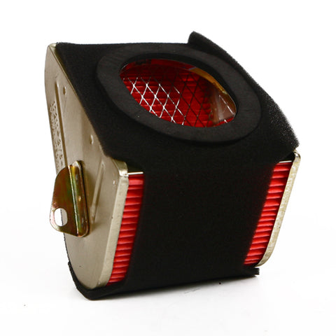 Free Shipping New Motorcycle Air Filter for Scooter Go Kart Triangle Style GY6 125cc 150cc