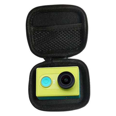 Portable Travel Storage Box Zipper Bag Protective Camera Case for Gopro 2/3/3+4/5 Xiaomi Yi 4K SJ4000 Wifi SJ5000 SJ7000