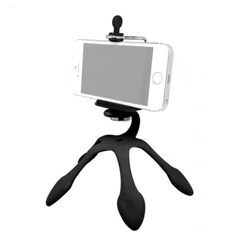 Mini Tripods for Gopro Hero Action Camera Flexible Support Stand for ipad Cell Phone Gopro Hero Action Camera