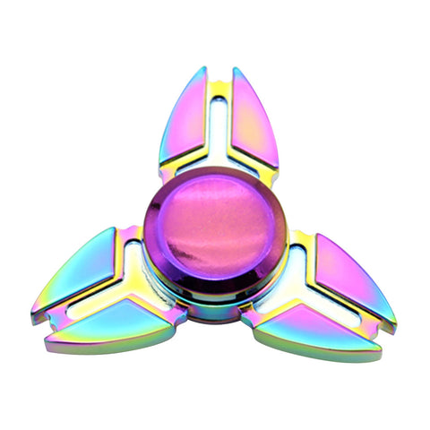 Fidget Spinner Hand Spiner Metal High Speed Aluminum Alloy Toys Anxiety Stress Adults Kid Finger Spiners