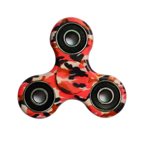 Hand Spinner  Voor Autisme ADHD Anxiety Stress Relief For Toy Plastic Iron Hand Spinner  Steel Bearing Stress Relief Toy