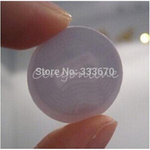 5X NFC 25mm Smart Tag Adhesive Label Sticker 1152 Bits for Samsung NTAG203 Universal 25mm Security Protection Part