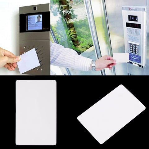Portable NFC Smart Card IC 13.56MHz Devices Contactless Access Card Waterproof Light Weight Easy to use