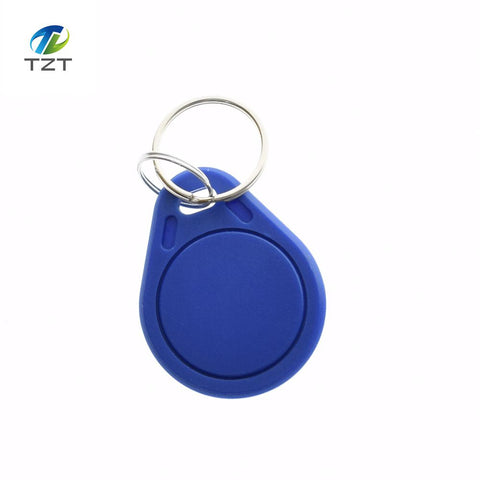 1PCS 13.56MHz RFID IC Key Tags Keyfobs Token NFC TAG Keychain For Arduino