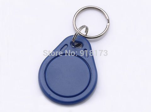 200pcs/lot NFC keyfobs 13.56MHz NTAG213 keyfob tag for NFC android phone