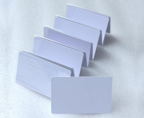 NFC Card RFID Smart Tag 512bytes NTAG215 Chip White Card ISO14443A  for All NFC enabled devices ,min:5pcs