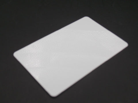 White 10Pcs/Pack PVC NFC Smart Card Tag S50 For IC 13.56MHz RFID Readable Writable 8.5 x 5.4 x 0.1cm Sensor