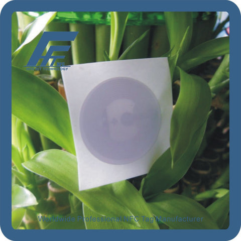 100pcs NFC TAGS User Memory 888Bytes NFC Forum Type 2 Tag NTAG216 Adhesive Labels  Available for All NFC Phone