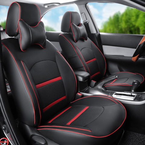 pu leather car seat cover for land rover discovery 3 cover seat car