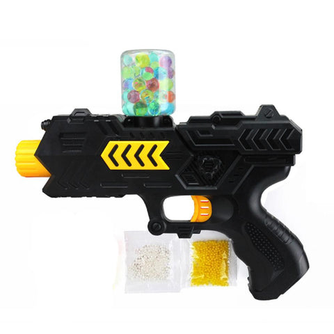 Ourpgone 2-in-1 Water Crystal Gun Paintball Gun Soft Bullet Gun Pistol  CS Shoting Game  Paintball accessories