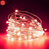 OSIDEN Battery Led String Light 2M 5M 10M 3*AA Battery Operated Garland Outdoor Indoor Home Christmas Decoration Light Led Strip