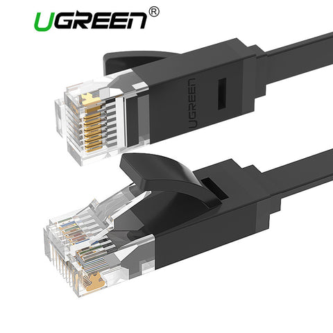 Ugreen Ethernet Cable CAT6 Lan Cable CAT 6 RJ45 250MHz 1000Mbps Network Ethernet Patch Cord for Computer Router Cable Ethernet