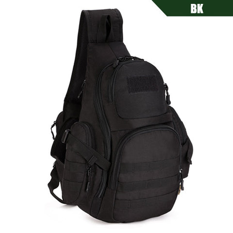 SINAIRSOFT 14 inch Laptop Molle Military backpack Nylon male Sports Bag Camping Hiking Waterproof Men's Travel Tactical Backpack