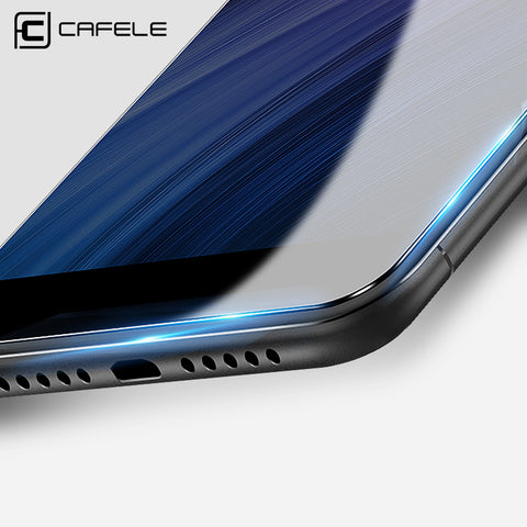 Cafele Tempered Glass Screen Protector for Xiaomi Redmi 4 / 4 Prime / Redmi 4A 4X Non-full Cover 9H Hardness HD Clear No Bubble