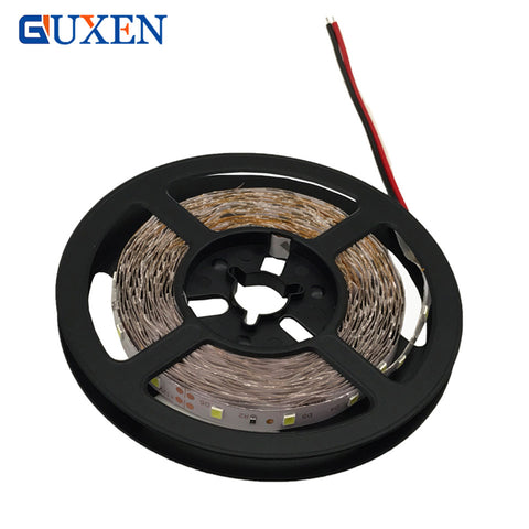 Hot sale 5M 300Leds No-waterproof RGB Led Strip Light 2835 DC12V 60Leds/M Fiexble Light Led Ribbon Tape Home Decoration Lamp