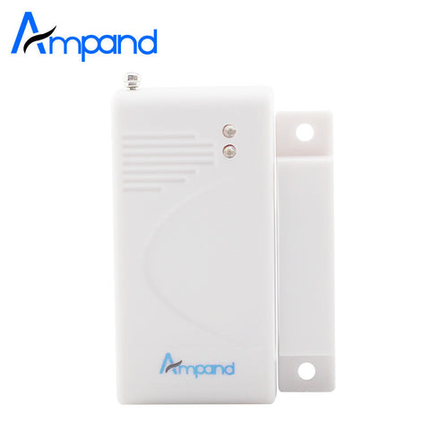 Wireless Door Sensor for Wireless GSM Home Security Alarm System 433Mhz