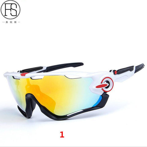 Hot Sale JBR Sport Polarized Sunglasses Hunting Hiking Gafas Cycling Glasses Climbing Goggles Military Tactical Eyewear 5 Lenses