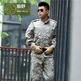 High Quality Mandrake Army Military Tactical Cargo SHIRT PANTS Camouflage Combat Uniform Us Army Airsoft Camo BDU