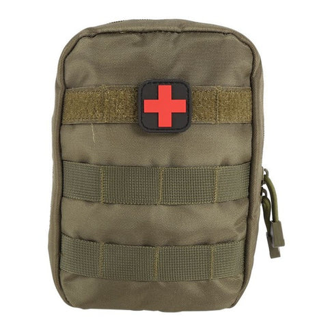 First Aid Bag Medical EMT Cover Outdoor Emergency Military Program IFAK Package Outdoor Travel Hunting Utility Pouch