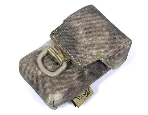 Free shipping In stock FLYYE genuine MOLLE   ICOMM Pouch EDC mini digital packets Military camping r combat CORDURA  FY-PH-C030