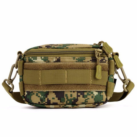Outdoor Tactical Belt Waist Bag Men Portable Water Resistant Mobile Phone Wallet Pouch Travel Military outdoor sport bag