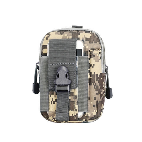 Type Sport Outdoor Climbing Tactical Holster Military Waist Hip Bag Small Pocket Waist Belt Bag