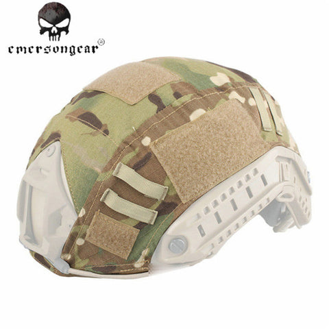 Airsoft Wargame Fast Helmet Cover Military Helmet  Ballistic Canvas Protaction Paintaball Safety Cover