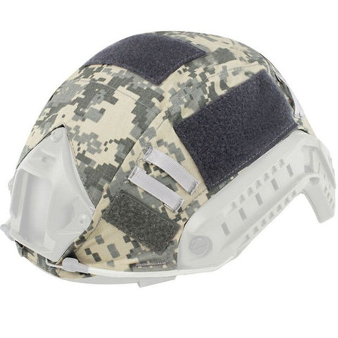 Fast Helmet BJ/PJ/MH Multicam/Typhon Camo Emerson Paintball Wargame Army Airsoft Tactical Military Helmet Cover