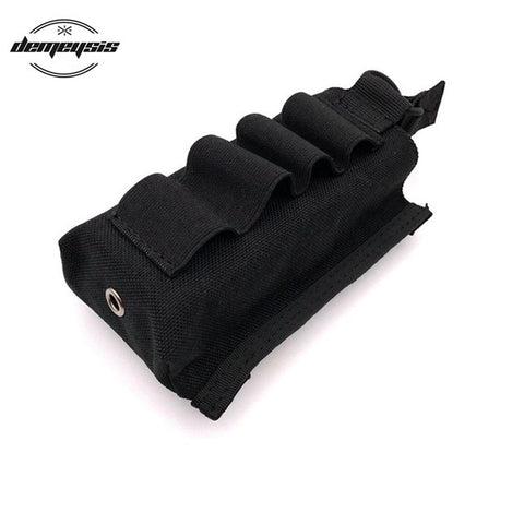 Military Tactical Molle Magazine Pouch Airsoft Paintball Open Top M4 5.56mm Magazine Pouch