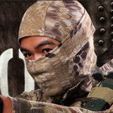 Hunting Paintball Ski Outdoor Sports Men Boy Breathable Warm Full Face Mask