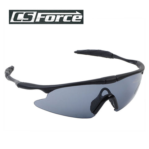 Bicycle Bike Cycling Glasses Men Women Paintball Airsoft Outdoor Sports Windproof Sunglasses Military Tactics Goggles Black