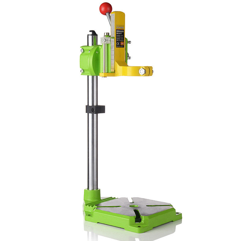 Fantastic Miniq Electric Drill Stand Precision Power Rotary Tools Bench Accessories Multifunction Fixed Bracket Base Woodworking Tools Creativecarmelina Interior Chair Design Creativecarmelinacom