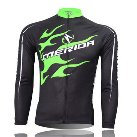 Quick Dry Breathable Cycling Jersey Long Sleeve Summer Spring Men's Shirt Bicycle Wear Racing Tops Bike Cycling Clothing/Clothes