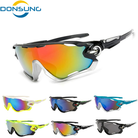 Men Women UV400 Cycling Eyewear MTB Bike Bicycle Racing Windproof Goggles Outdoor Sport Glasses Tour De France Racing Eyewear