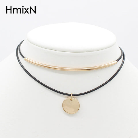 Coins rope Chocker Women Tassel Tattoo Velvet choker Necklace Statement Collier Ras Du Cou femme Jewelry Collana Collares Mujer