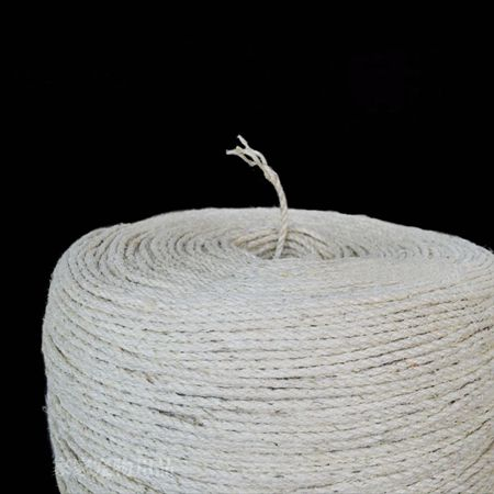 1KG Sisal Rope Scratch Board Cats Climbing Frame Accessories Pet Special Bleaching Sisal Rope Standard Homemade DIY Pet Toys