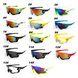 Bike Cycling Glasses Colorful Men & Women Cycling Eyewear Outdoor Sunglass UV400 Bicycle Sports Sun Glasses Riding Goggles