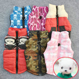 Dog Clothes For Dogs Ropa Para Perros Pet Dog Clothes For Small Dogs Vest Goods for pets Warm Winter Puppy Chihuahua A